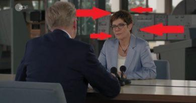 Was AKK im ZDF Sommer-Interview wirklich gesagt hat