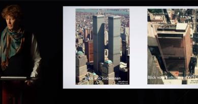 Ansgar Schneider und 9/11: Emotionen? Fehlanzeige!
