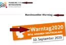 Der große deutsche Warntag: Gut gewarnt ist halb geängstigt